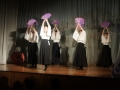 Choreografia z wachlarzami