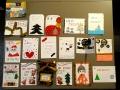 koreańskie kartki świąteczne